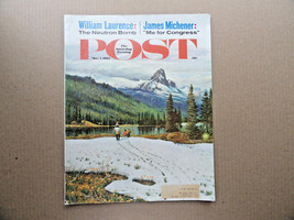 Saturday Evening Post Magazine May 5 1962 Complete - $9.99