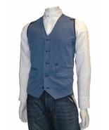 G Star RAW RCT Omega Gilet Vest, True Blue, Size XL $190 BNWT - $69.75