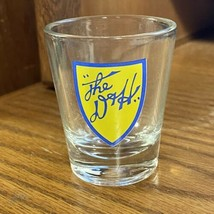 The D&H Shot Glass Delaware and Hudson Railway Albany New York Libby - $19.79