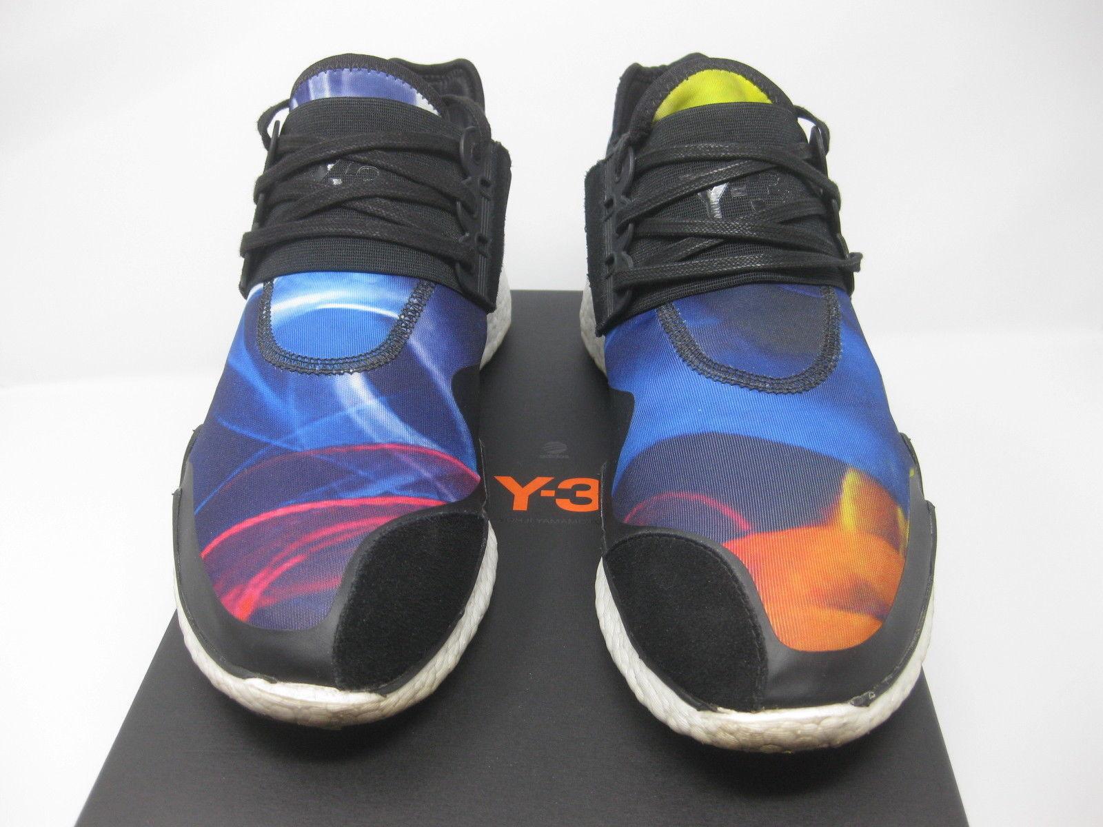 b78733a52 Adidas Y-3 Yohji Yamamoto Retro Boost AQ5495 Limited Edition MultiColor  Size 10