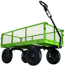 Gorilla Carts 800 lb. Steel Utility Cart - $103.98