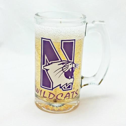 Northwestern Wildcats University Beer Gel Candle - $19.35
