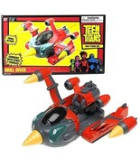 Teen Titans Animated Series Drill Diver Vehicle BanDai 8 inch Combines - $33.40