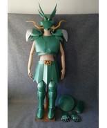 Saint Seiya Shiryu Dragon Cloth Cosplay Armor - $720.00