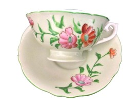 Royal Sealy China Occupied Japan Tea Cup and Saucer  - $35.00