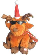 Santa's Workshop 1013 Christmas Moose/al and Animated Figurine, 12' - $71.70