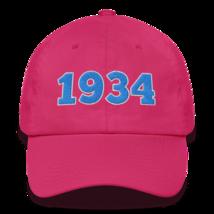 Lions hat / 1934 hat / gift hat / lions Cotton Cap image 7