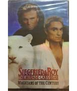Magier Of The Jahrhundert Die Siegfried & Roy Dvd-Very Selten Vintage-Ships N 24 - $292.89