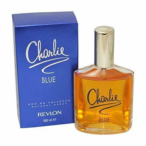 Revlon Charlie Blue EDT, PERFUME  100ml PACK
