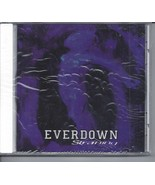 Straining by Everdown CD 1996 Tooth & Nail Alternative Rock Pop Brand Ne... - $16.82