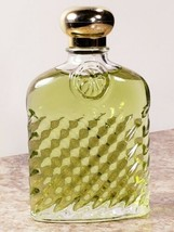 Avon 3 OZ American Classic Cologne Spray Decorative Glass Bottle Gold To... - $24.23