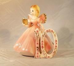 Vintage Josef Originals 10 Birthday Girl Angel Japan - $19.79