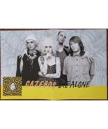 "Gazebos ""Die Alone"" Promo Poster 11 x 17 Soft Poster - $9.95"