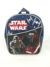 """Disney - Star Wars: Episode 7 (The Force Awakens) Backpack, 11"""" NWT R$19.95 - $9.50"""
