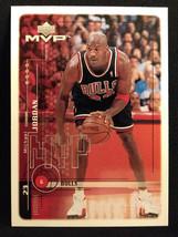 1999-2000 Upper Deck MVP Michael Jordan Basketball Card #219 - $1.75