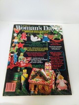 Woman's Day Magazine 1983 December Christmas Toys R Us 20 Free Gift Tags - $15.74