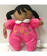 Stephan Baby My First African American Plush Doll Celebrating 28 Years - $12.19