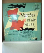 "Vienna Symphony Orchestra: Marches of the World LPS 273, 10""/33RPM Record - $17.99"