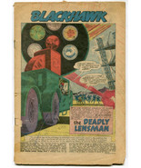 Blackhawk 145 Coverless 0.5 DC Volume 1 1960 Dick Dillin  - $5.93