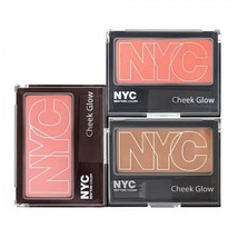 BUY 1 GET 1 AT 20% OFF (Add 2) NYC Cheek Glow Powder Blush (CHOOSE SHADE) - $5.32+