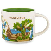 Starbucks Disneyland You Are Here Version 2 Collection Coffee Mug Brand New - $30.78