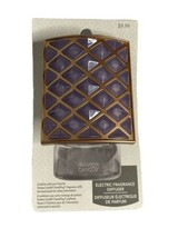 Yankee Candle Diamond Scent Plug Air Freshener Base Electric Diffuser - $9.89