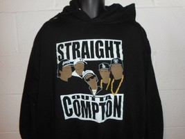 Straight Outta Compton Hoodie Hooded Sweatshirt L/XL - $14.99