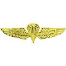 "USMC Parachutist Badge Basic Jump Wing Pin  2-3/4"" - $9.89"