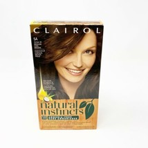 Clairol Natural Instincts 5A/Former 24 Clove Medium Cool Brown Hair Colo... - $27.52