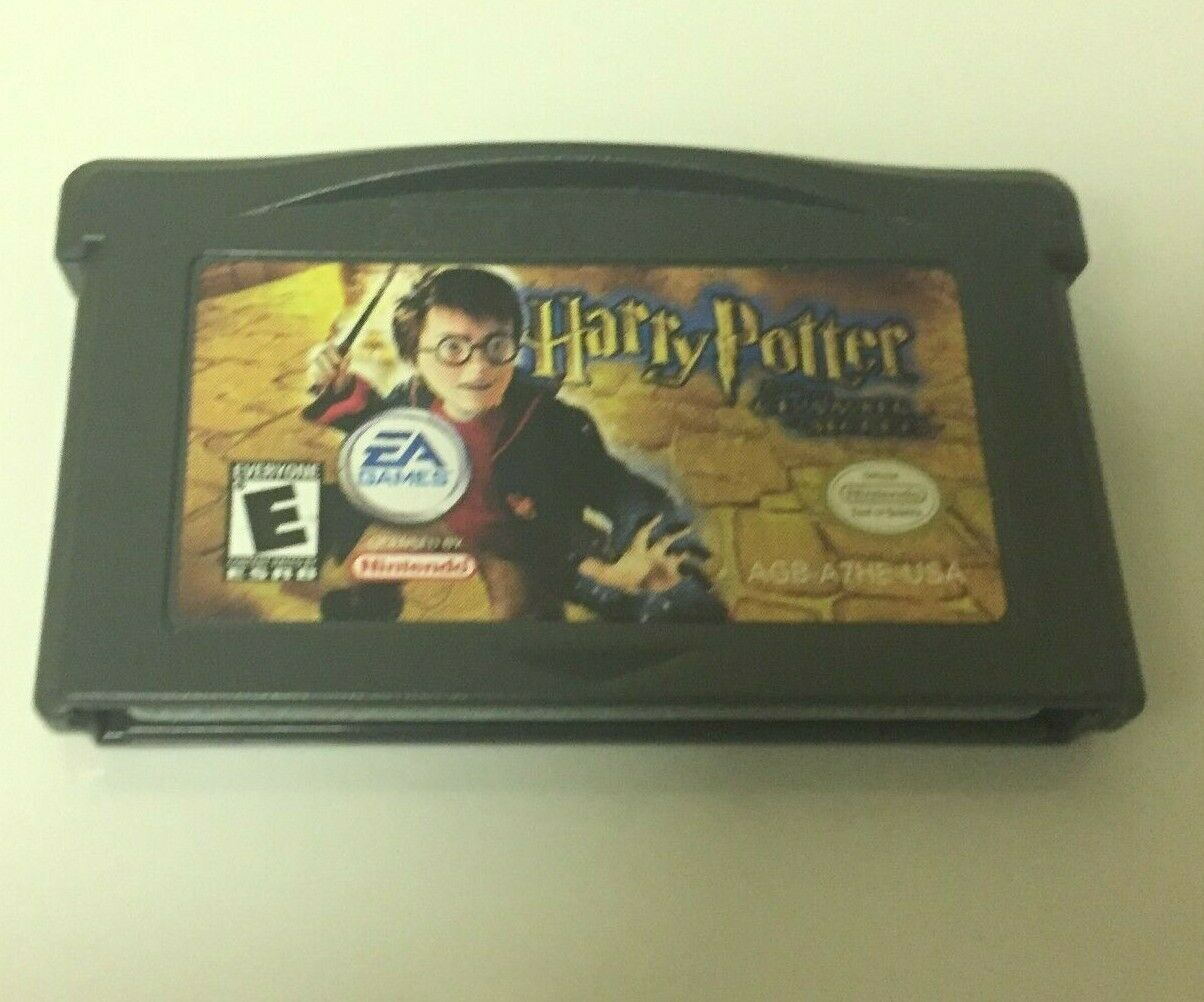 Harry Potter and the Chamber of Secrets Nintendo Game Boy Color 2002 Cart ONLY