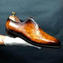 Peter hunt wholecut marble patina cognac 4 thumb200