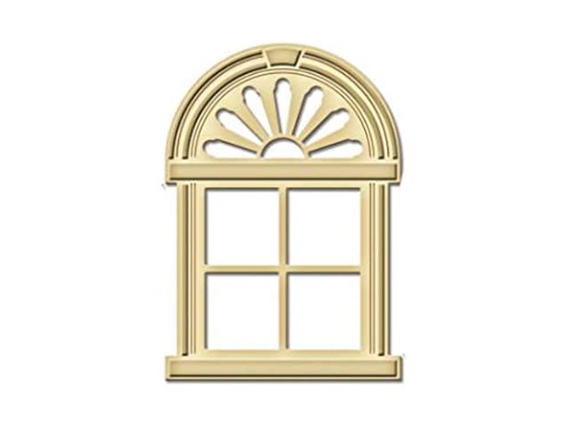 Spellbinders Shapeabilities D-Lites Window Die #S2-078