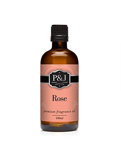 Rose Fragrance Oil - Premium Grade Scented Oil - 100ml/3.3oz