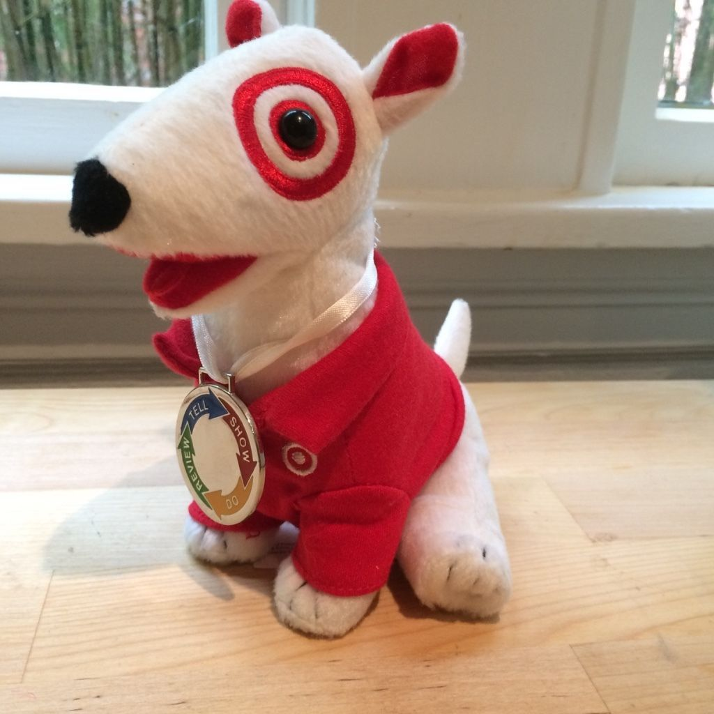 Target Trainer Dog Plush Stuffed Animal And 50 Similar Items