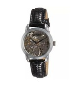 August Steiner AS8033SS Skeleton Mechanical Automatic Womens Watch - $52.89