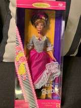 NEW BARBIE SECOND EDITION FRENCH DOLL DOLLS OF THE WORLD COLLECTORS SERIES - $20.00