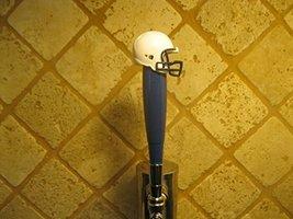 Penn State Nittany Lions Kegerator Beer Tap Handle Football Helmet Team ... - $37.57