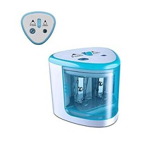 Electric Pencil Sharpener,Electric Double Hole Pencil Sharpener,High-Spe... - $9.57