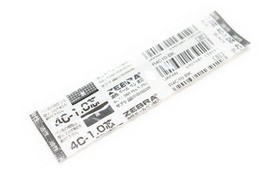 Oil-based ballpoint pen core replacement 4C-1.0 core [black] R4C10B - $2.84