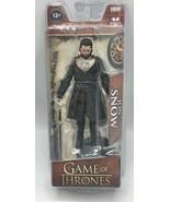 "Game of Thrones Jon Snow 6"" Action Figure HBO McFarlane GOT New Sealed - $11.87"