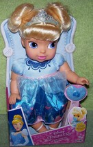 """My First Disney My Sweet Princess Cinderella 11"""" Baby Doll with Pacifier New - $26.88"""