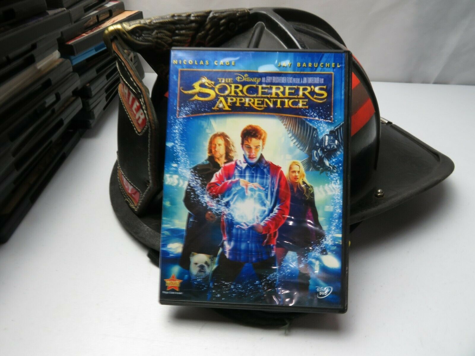 Primary image for THE SORCERER'S APPRENTICE DVD
