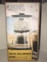 Refinery and Co. Slow Drip Coffee Cold Brewer Maker Tea New! - €21,96 EUR