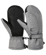 Men Women Ski Gloves Thickened Casual Gloves For Outdoor Sports Snowboar... - $24.99