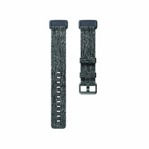 Fitbit Charge 3, Accessory Band, Woven, Charcoal, Large, 1 Count - $33.32