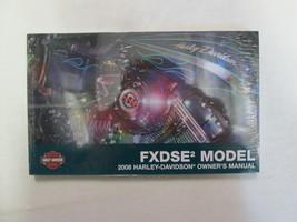 2008 Harley Davidson FXDSE2 FXDSE2 Owner's Operators Owner Manual NEW - $54.44