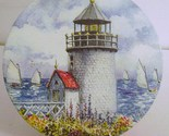 Collectible  Southern Supreme Fruitcake Lighthouse Tin