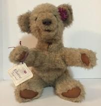 "1996 Mary Wimberly Daub Mary's Secret Garden Eloise Bear 22"" Signed 40/2... - $74.24"