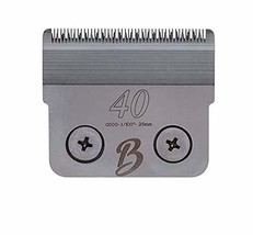 """Bucchelli #40 1/100"""" - .25 mm barber beauty clipper blades compatible with Oster - $29.99"""