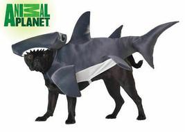 ANIMAL PLANET HAMMERHEAD SHARK DOG COSTUME VARIOUS SIZES BRAND NEW - $19.99
